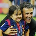 Daughter of Luis Enrique dies aged nine