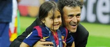 Daughter of Luis Enrique dies aged nine