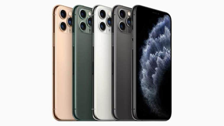 What is the price of the iPhone 11, iPhone 11 Pro and iPhone 11 Pro Max?