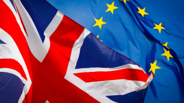 UK officially leaves the European system