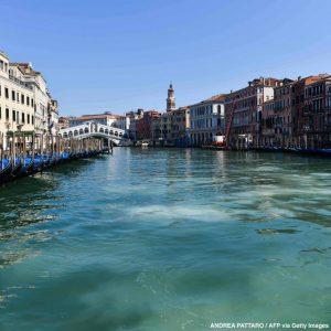 Venice empty 2020