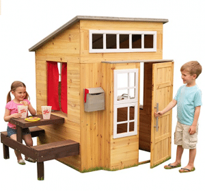 outdoor playhouse for kids #4