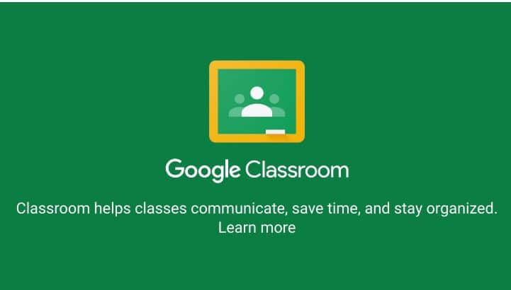 create google classroom as teacher and student